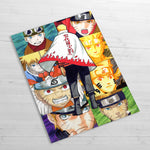 naruto fan art posters