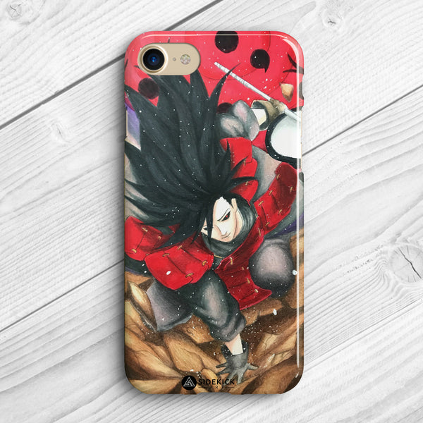 reanimated madara phone case
