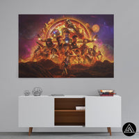 avengers marvel wall art decor