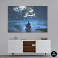 high quality fantasy canvas prints