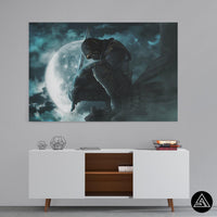 Night Ronin - Canvas - Sidekick ART
