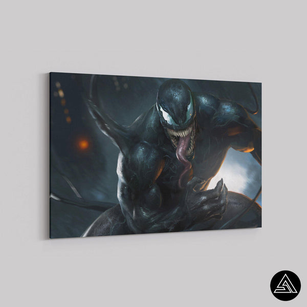 venom wall art decor