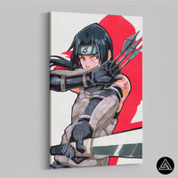 itachi uchica canvas
