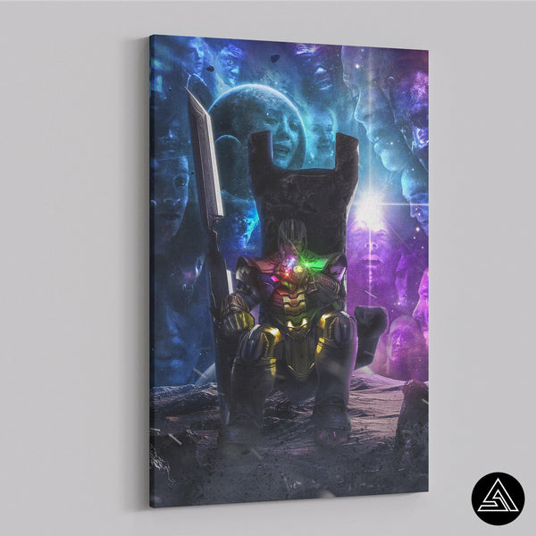 thanos artwork