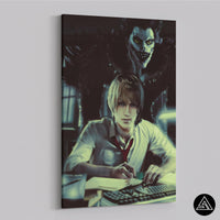 death note canvas