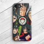 Uchiha clan phone hard case