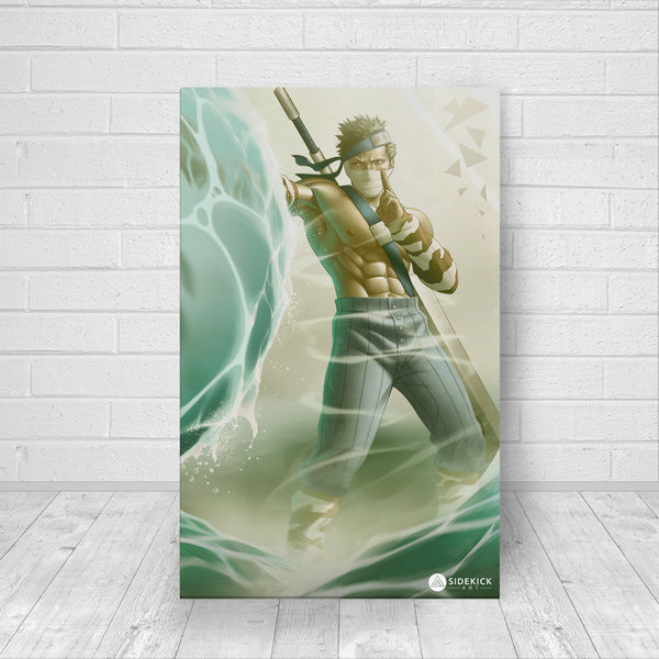 Zabuza - Canvas