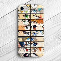 Anime Eyes 2 - Phone Case - Sidekick ART