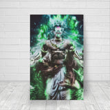 Broly canvas for db fans only!