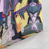 Sasuke Collage - Canvas