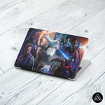 the endgame fan art macbook case