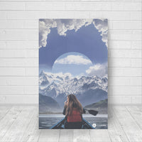 boat trip canvas
