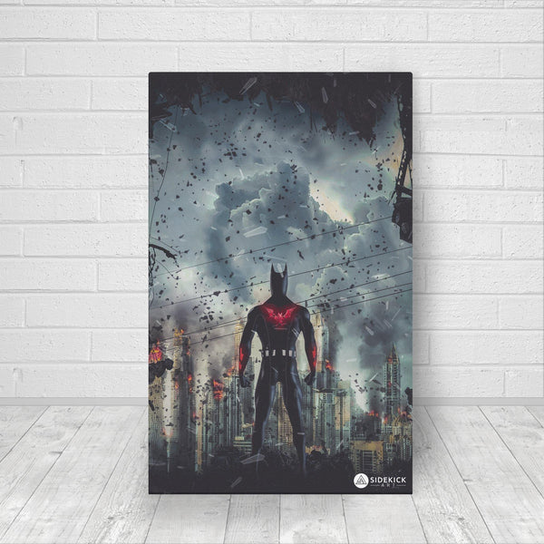 Batman of the Future - Canvas - Sidekick ART