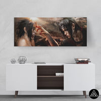 Itachi's Death - Canvas - Sidekick ART