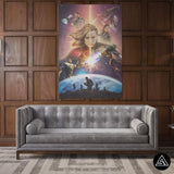 Avengers Last Fight - Canvas - Sidekick ART