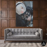 Giu Automata Cosplay 3 - Canvas - Sidekick ART