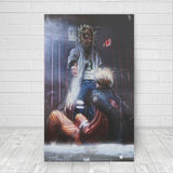 Naruto & 4th Hokage - Canvas