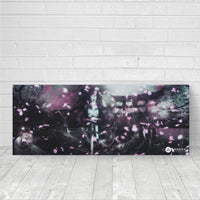 guardian warrior canvas