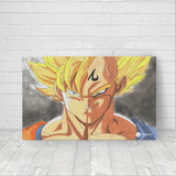 Goku | Vegeta - Canvas