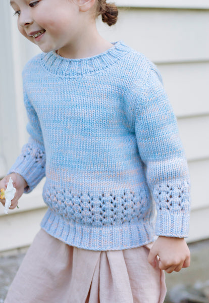 Orion Canberra Lace Jumper