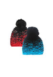 Beanies Gift Set : Turquoise and Red Marl Beanie
