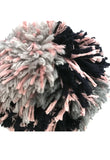 Pink and Multi Colour Big Pom Pom