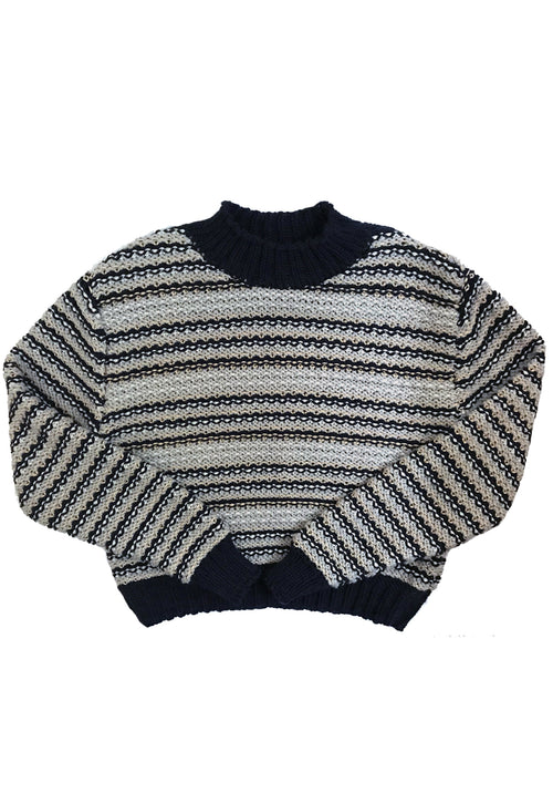 Relaxed Chunky Tuck Stitch Jumper *NEW*