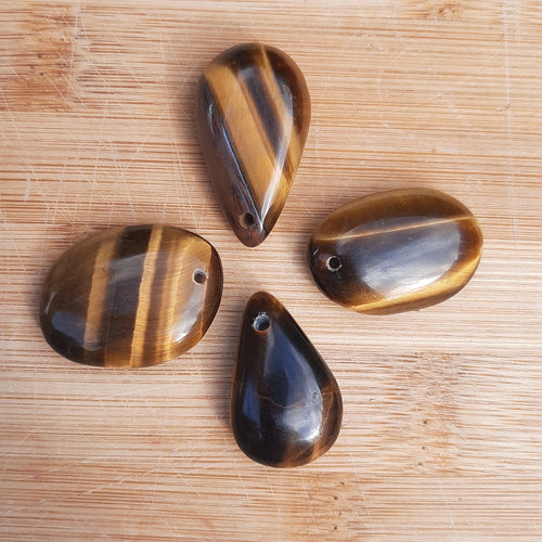 Tiger's Eye Pendant's