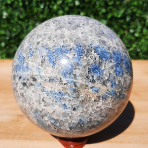 K1 Quartz Sphere ~ Large