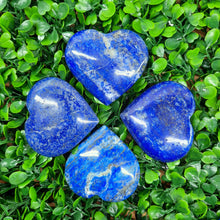 Load image into Gallery viewer, Lapis Lazuli Hearts ~ Medium