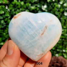 Load image into Gallery viewer, Caribbean Blue Hearts ~ Puffy
