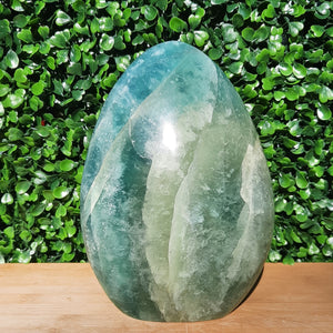 Fluorite Free Form ~ Large