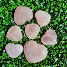Load image into Gallery viewer, Rose Quartz Heart ~ Small Sizes