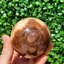 Load image into Gallery viewer, Sunset Calcite Sphere ~ Large