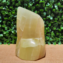 Load image into Gallery viewer, Golden Calcite Crystal Free Form