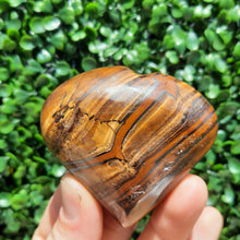 Load image into Gallery viewer, Tiger's Eye Heart
