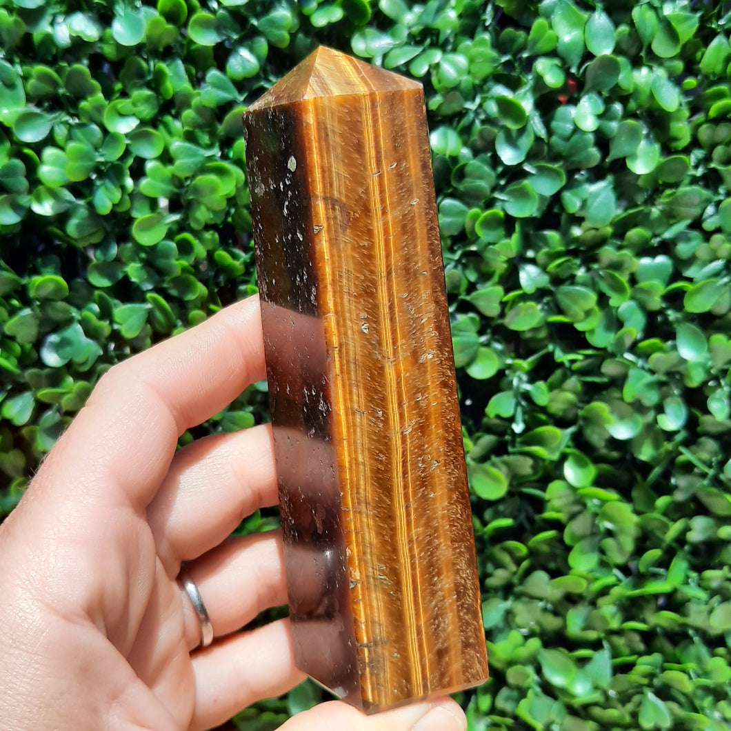 Tiger's Eye Obelisk
