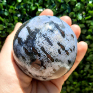 Ocean Jasper Sphere - Medium