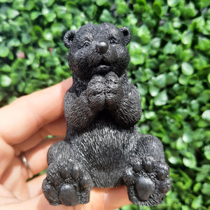 Shungite Bear