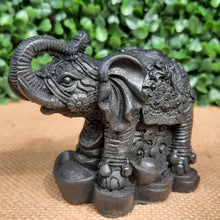 Load image into Gallery viewer, Shungite Elephant