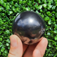 Load image into Gallery viewer, Shungite Sphere - 50mm