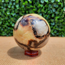 Load image into Gallery viewer, Septarian Sphere ~ Medium