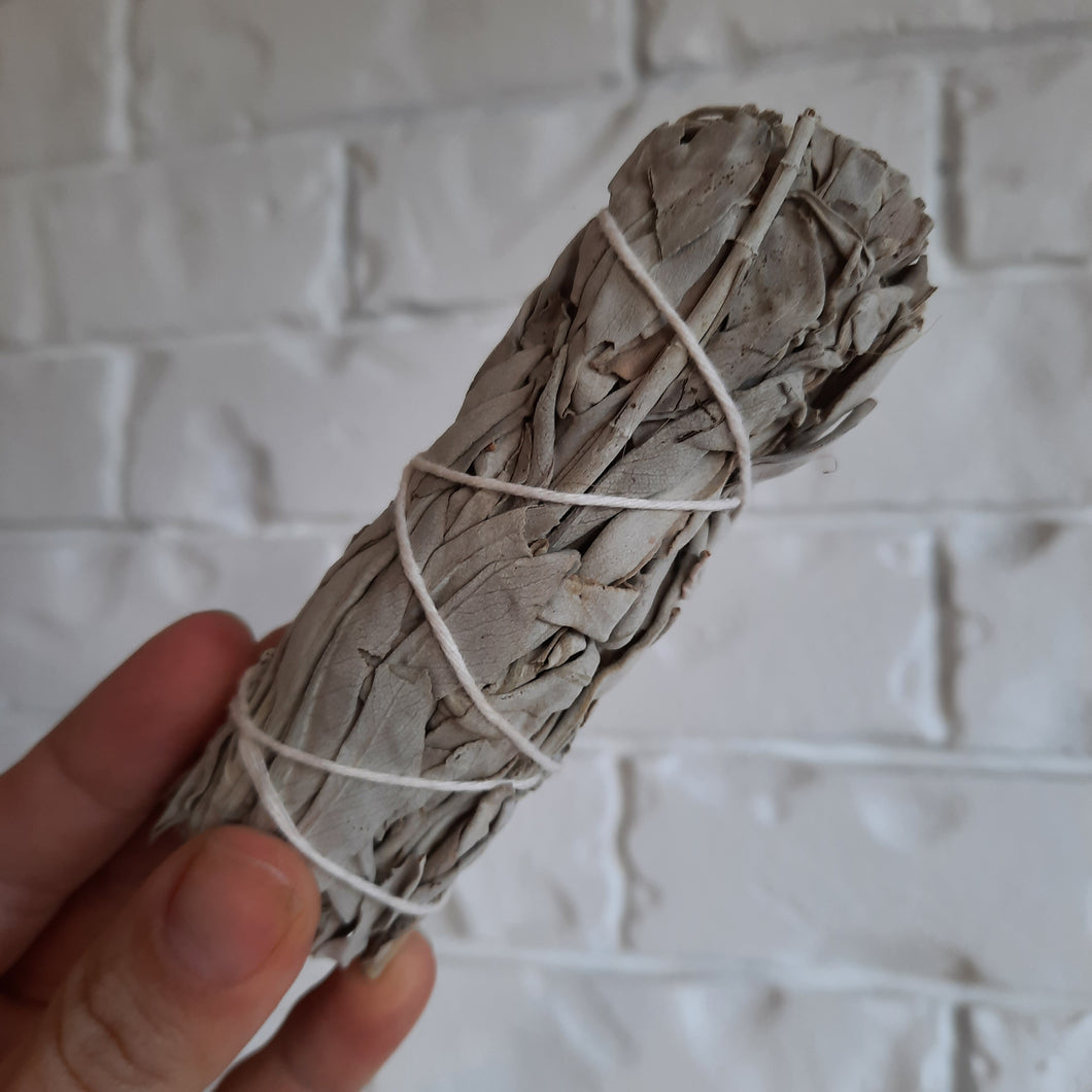 California White Sage Smudge Stick - Small