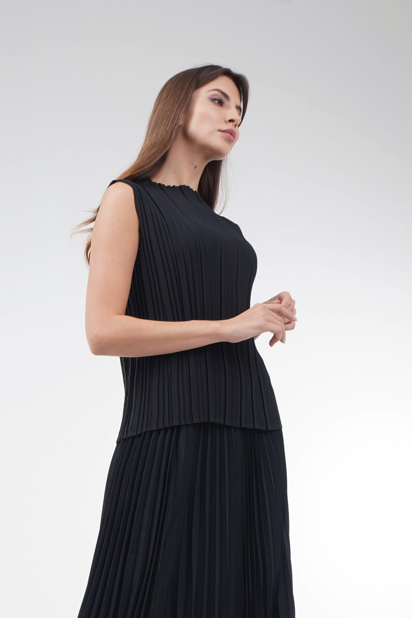 Andrea Top - Alita Pleat
