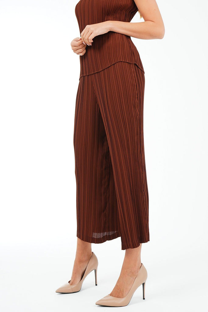 Emmy Pleated Pants