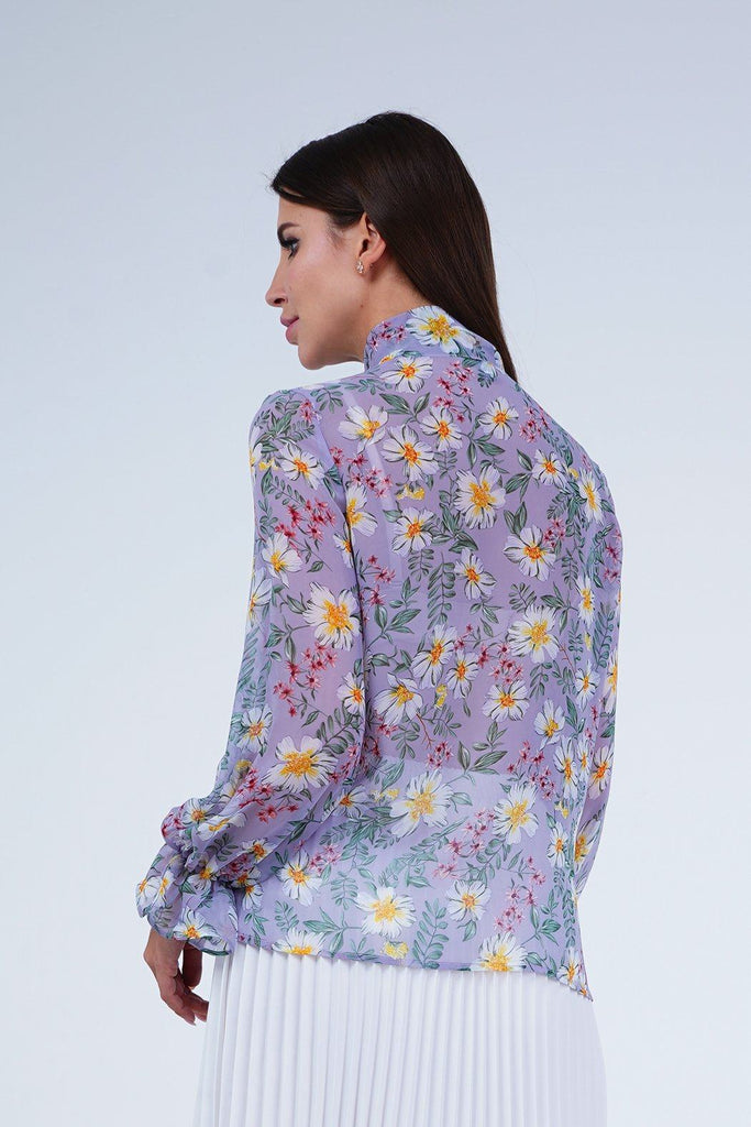 Lavender with Daisies | Online Clothes Shopping