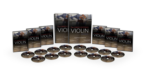 The Christ-Centered Violin Method Homeschool Curriculum