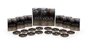Bundle: Level 1 and 2 of The Christ-Centered Violin Method Homeschool Curriculum