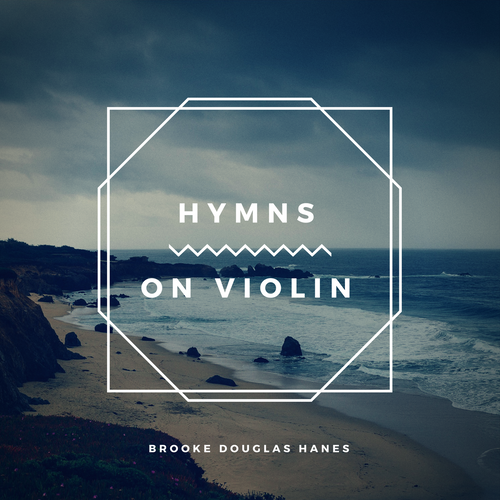 Hymns on Violin CD (Limited Pre-Order for December 2017 Delivery)