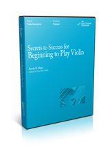 Secrets to Success for Beginning to Play Violin